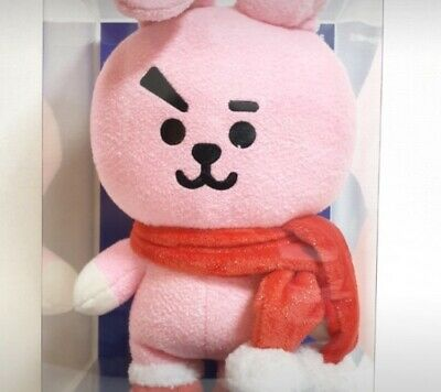 BT21 COOKY Winter Standing Plush Doll Limited Edition