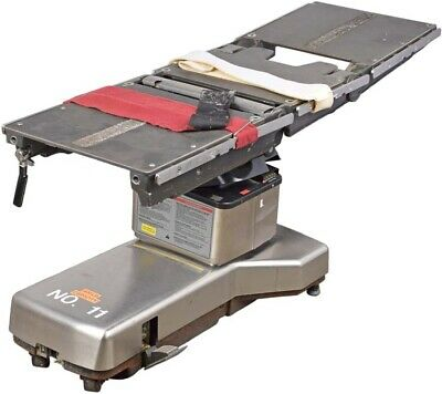 Amsco Bl57727-330 Quantum 3080sp All Around General Surgery Operating Table
