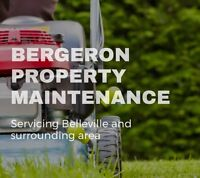 Bergeron Property Maintenance