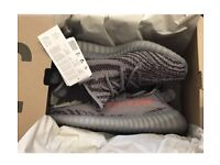 Yeezy 350 v2 beluga Size 7 with receipt and box