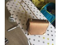 Bronze bag