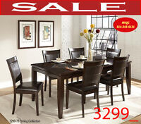 dining sets for Sale, 3299, 78 7 pc