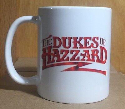 NEW! DUKES OF HAZZARD Coffee Mug - Novelty Collectors Item 🏎🏎🏎🏎🏎🏎
