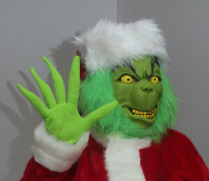 Best Grinch Costume