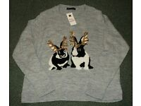 rabbit jumper want by MARKS AND SPENCER