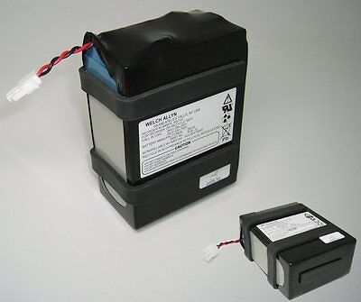 Welch Allyn Wa 4500-84 Lead Acid Battery For Spot Monitor Lxi