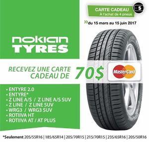 Nokian eNtyre 2.0 215/55R17 98V * LIQUIDATION*
