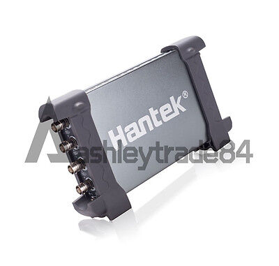 New Hantek Pc Based Usb Digital Storage Oscilloscope 6074bc 70mhz Bandwidth