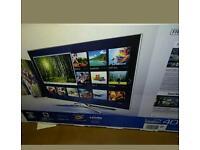 "Samsung UE40F6500 40"" Full HD 1080p brand new in box."