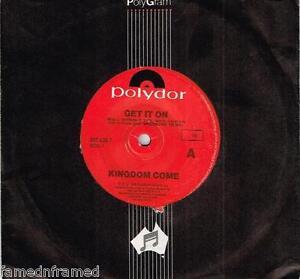 Kingdom Come - Get It On Lyrics | MetroLyrics