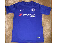 Chelsea home shirt 17/18 with KANTÈ 7