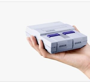 Looking for SNES classic