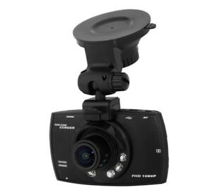 Brand New High Quality 1080p Dashboard Camera Car DVR- Front Das