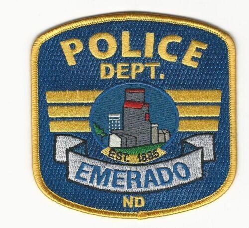 Emerado Police State North Dakota ND