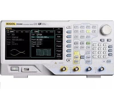 Rigol Dg4062 2-channel Arbitrary Waveform Function Generator