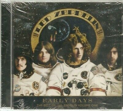 Led Zeppelin Early Days The Best Of Volume One LIKE NEW (Best British Blues Albums)