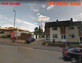 Eatville muller road Parking space £50