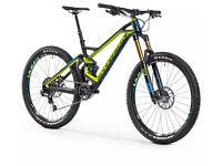 Full suspension mountain bike wanted