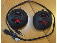 Mini Speakers (2)