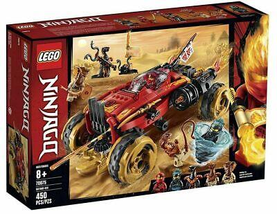 LEGO Ninjago 70675 Katana 4x4 - Brand New Sealed - Fast Ship
