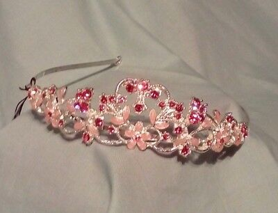 Stunning Wedding Tiara Prom Sleeping Beauty Aurora Tiara BNIB  ()