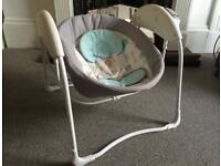 Graco baby rocker (boxed) cheap price needs to go