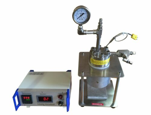 250mL up to 300C, 3000psi High Pressure Reactor