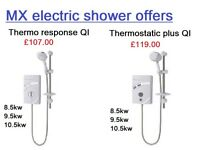 BRAND NEW MX ELECTRIC SHOWERS