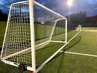 Play Football in Milton Keynes ( Stantonbury )