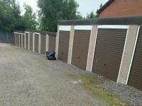 Lock up garages & container storage Carlisle