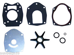 Water Pump Impeller Kit Honda Outboard (75, 90 HP) 18-3214 BF70 BF90