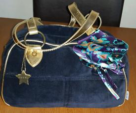 New Ollie and Nic velvet bag