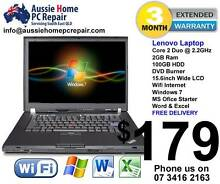 Windows 7, MS Word & Excel, DVDRW, Antivirus + WARRANTY Loganlea Logan Area Preview
