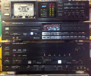 Luxman Cassette Deck | Buy New & Used Goods Near You! Find