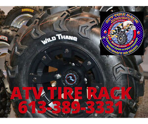 "M28 MSA 14"" WHEELS & 26"" EFX MOTOFORCE COMBO KIT  ATV TIRE RACK Kingston Kingston Area image 10"