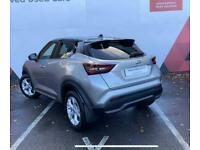 2020 Nissan Juke 1.0 DiG-T N-Connecta 5dr DCT Auto Hatchback Petrol Automatic