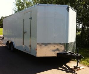 Wells Cargo Enclosed Trailer