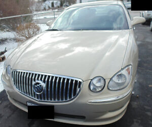 2008 Buick Allure CXL Sedan - Will Certify is  Etested
