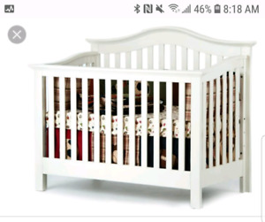 Munire - Coventry Lifetime Convertible Crib