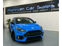 2018 Ford Focus RS EDITION 1/500 Hatchback Petrol Manual