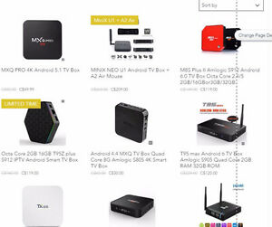 www.geekbae.com/ | BIG SALE EVENT!! ANDROID TV BOX