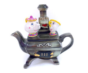Limited Edition Beauty & The Beast Cardew Teapot Talking Stove