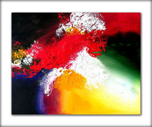 Beautiful Original Abstract Painting