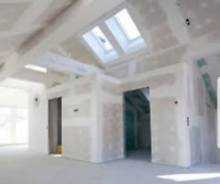 Skilled Drywall Professionals Available Great Seasonal Rates