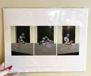 FRANCIS BACON PRINT 'Triptych 1972' for Sale!