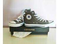 Grey Converse Shoes