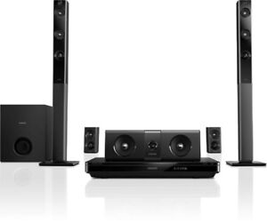 PHILIPS HTB5544D/F7 - HTB5544D 5.1 3D Home Theater System - 1000