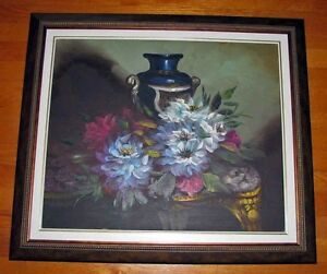 TOILE-CADRES variés...OIL PAINTING-variety PICTURE FRAMES