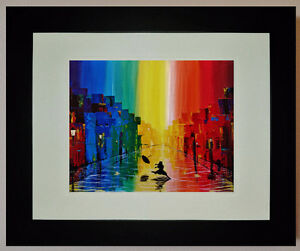 Beautifully Framed Limited ed, Print