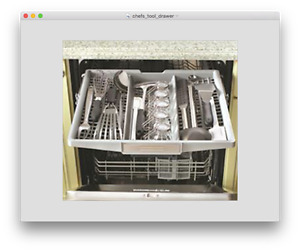 New in box high-end Thermador Topaz dishwasher $999
